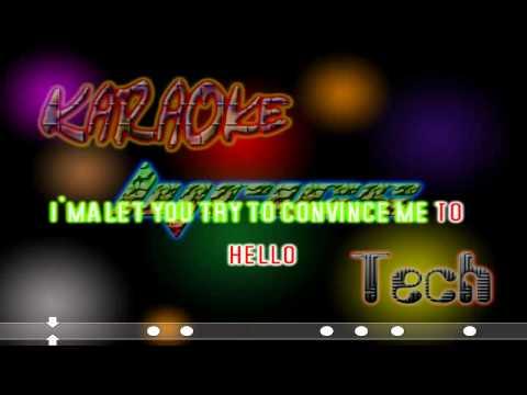 Martin Solveig & Dragonette - Hello - Lyrics / Karaoke