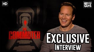 Patrick Wilson - The Commuter & Returning to The Conjuring 3