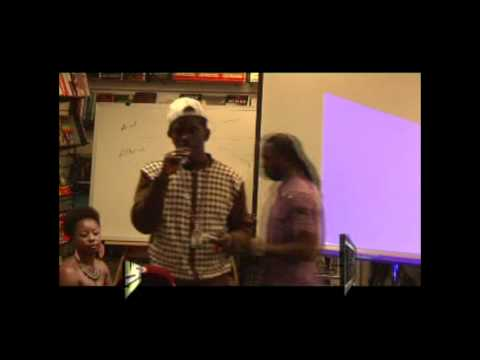 Minister Enqi Speaks on Alkaline Water feat. Dr. Umar Johnson