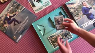 Unboxing | Tiziano Ferro - Il Mestiere Della Vita (Box set)