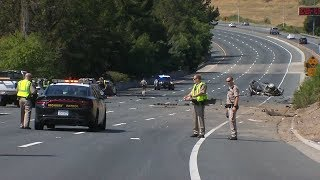 Police chase ends in deadly crash on Highway 24 in Orinda