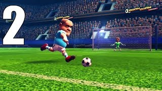 Boom Boom Soccer Android Gameplay #2