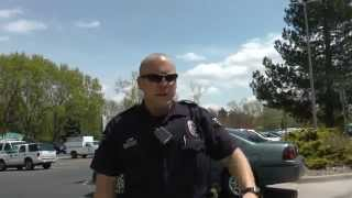 Arvada, Colorado Police Department dislikes anonymous photography 2 of 3