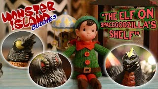"Monster Island Buddies Ep 104: ""The Elf on SpaceGodzilla"