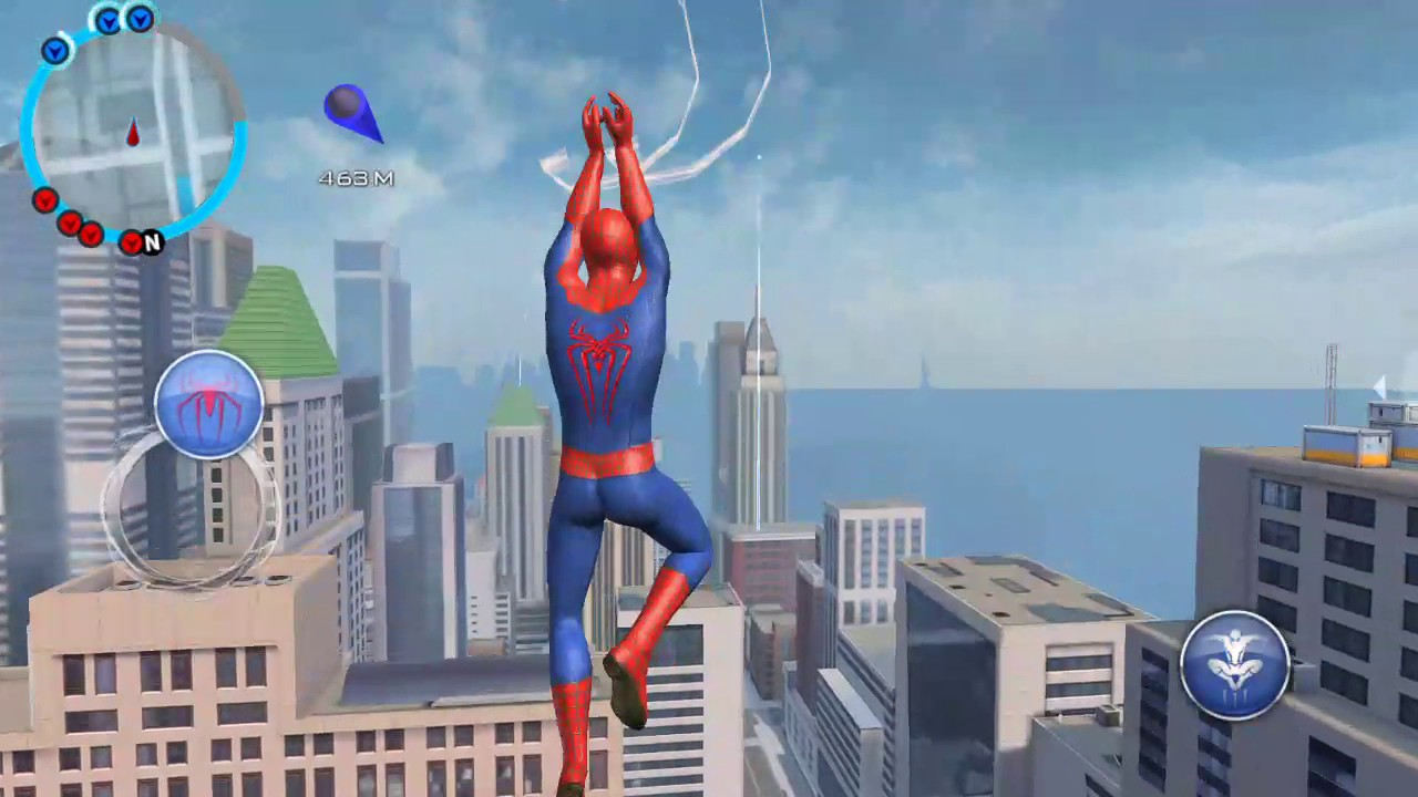 Amazing spiderman 2 Android gameplay - YouTube