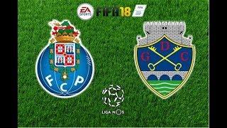 FC Porto vs Chaves | Simulação FIFA 18 | Liga NOS 2018/19