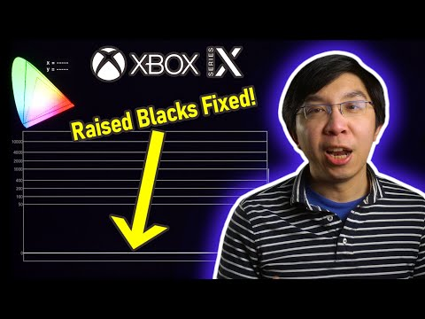 Microsoft решила проблему с черным цветом на Xbox Series X