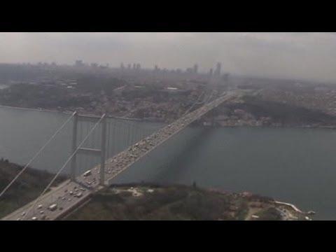 Istanbul : un nouveau pont entre Europe et Asie