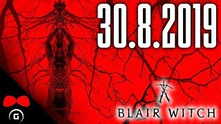 Blair Witch | 30.8.2019 | Agraelus | 1080p60 | PC | CZ
