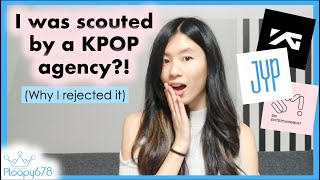 I was scouted by a KPOP company? KPOP trainee life