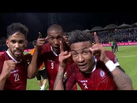 Madagascar V Nigeria Highlights - Total AFCON 2019 - Match 27