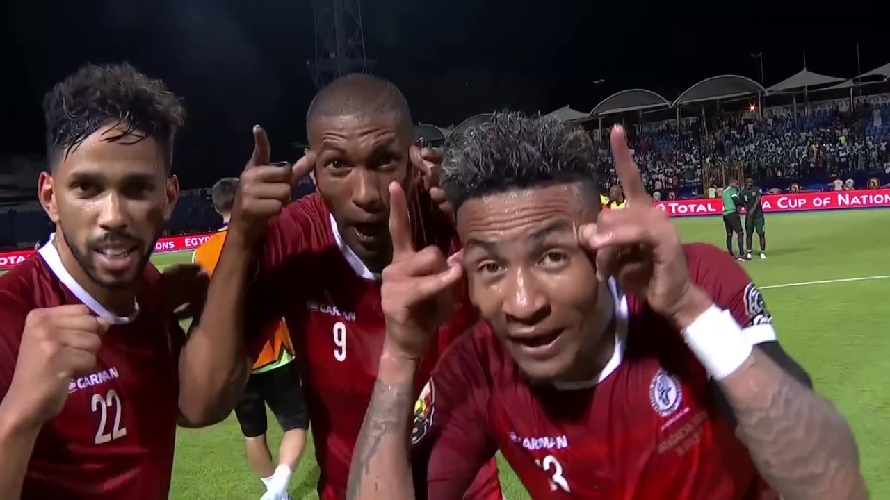 Madagascar v Nigeria Highlights - Total AFCON 2019 - Match 27