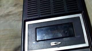 True Tone Cassette Recorder  REC 7930A-97 REVISIT II