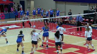 Dayton Volleyball: SLU Highlights