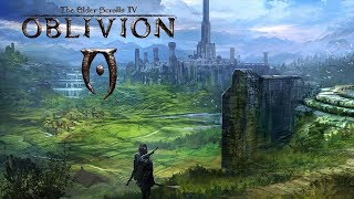 The Elder Scrolls IV: Oblivion (макс сложность, без смертей) #3 Бретон-паладин