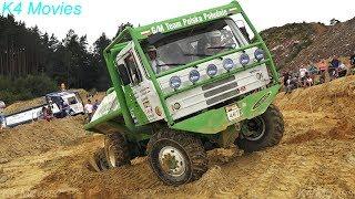 6X6 Tatra Truck in Truck Trial | Kunstat 2017 | participant No. 467