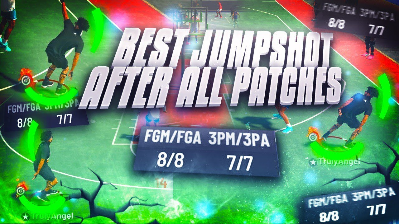 Best Jumpshot on NBA 2K19 After PATCH 8! Best GREEN LIGHT Jumpshot For All  Archetypes NBA 2K19!