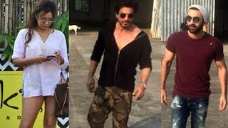 (inside pics) shahrukh khan's 51st birthday party in alibaug
