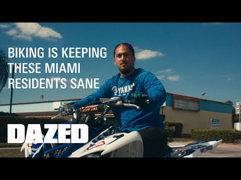 How Miami's bike scene provides solace and sanity to its community