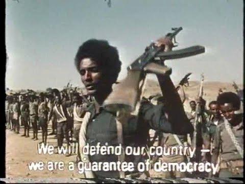 Eritrea, The Land by the Sea - Christina Bjork [1982]