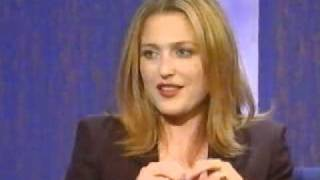 Gillian Anderson on Parky