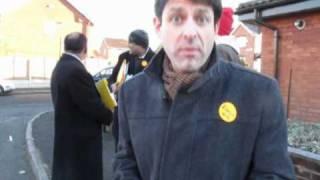 Duncan Hames MP visits Oldham