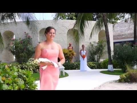 Holly & Scott's Destination Wedding and Private Island Reception
