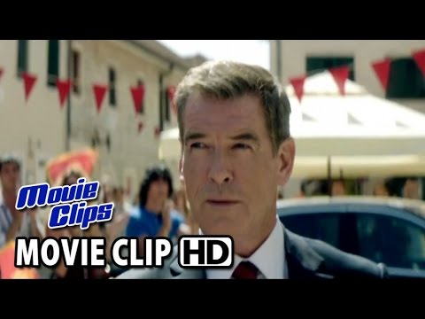 THE NOVEMBER MAN 'Betting On You' Movie Clip (2014) HD