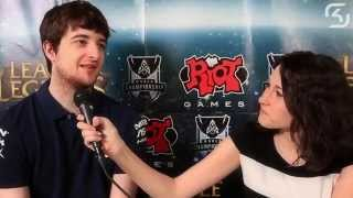 2014 World Championship: Interview with SK Fredy122