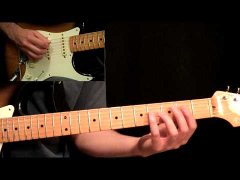 Steves Boogie Guitar Lesson Pt.1 - Eric Johnson - First Half