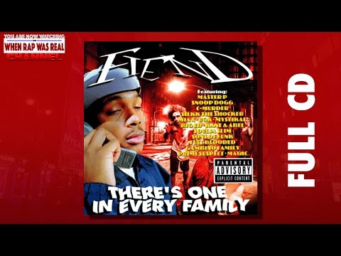 Fiend - There's One In Every Family [Full Album] CDQ