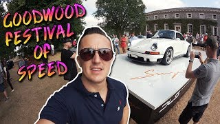 Goodwood Festival of Speed    Singer Porsche, Koenigsegg , W Motors