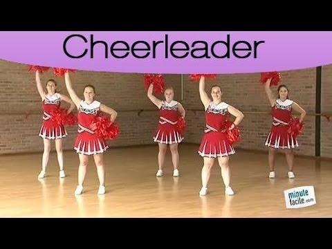 Cheerleadering : Faire une chorégraphie