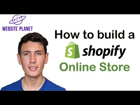 Shopify Tutorial - How to Build a Shopify Store from Scratch