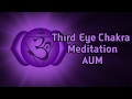 Download Ajna Third Eye Chakra Meditation ( AUM ) 108 Repetitons MP3 song and Music Video