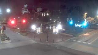 Preview of stream City of Auburn Toomer's Corner Webcam 1