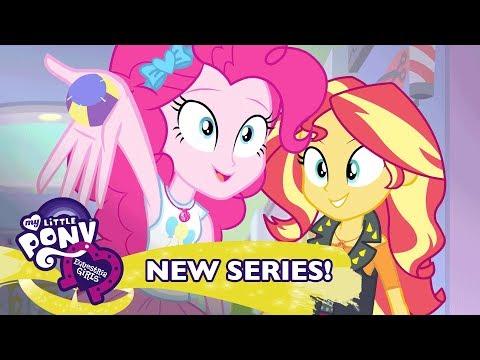 MLP: Equestria Girls Season 1 - 'Sunset Shimmer's Fine Line' Exclusive Short