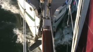 Bristol Channel Cutter Elizabeth Sailing South NJ