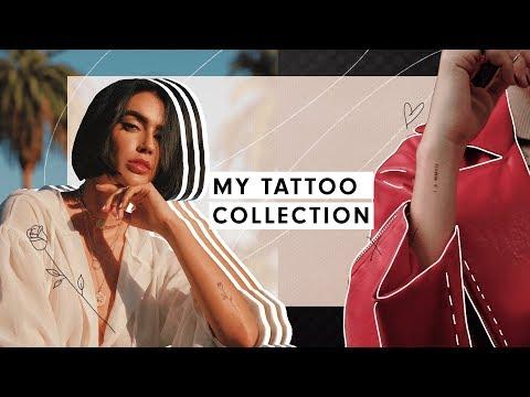 My Tattoo Collection // BrittanyXavier