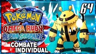 Pokémon Rubí Omega/Zafiro Alfa: Combate Wi-Fi NU #64 ¡SNEASEL ES LA CLAVE!