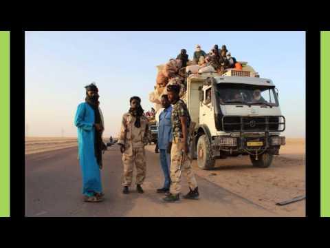 Libya is full of cruelty: Zur Situation von Flüchtlingen und Migrant/innen im zerfallenden Staat