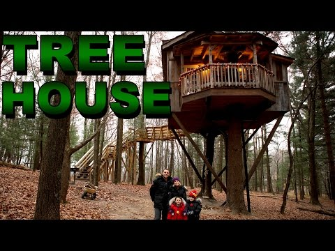 Thumbnail: Our NEW EPIC TREE HOUSE!
