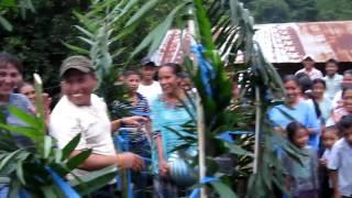 Inauguración proyecto de agua domiciliar Comunidad Los Limones, Sepamac Senahú Alta Verapaz