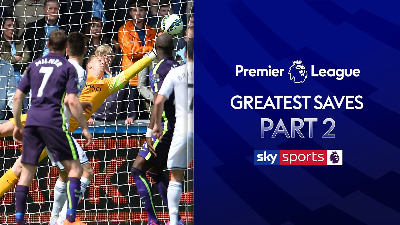 The Premier League's GREATEST EVER saves! | Part 2