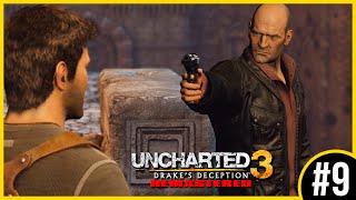 Uncharted 3: Drake's Deception #9 | CHARLIE CUTTER SEU CAGÃO (Português/Remasterizado)
