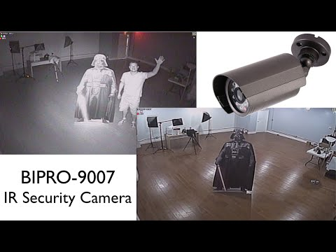 Infrared Security Camera Day and Night CCTV Video Surveillance