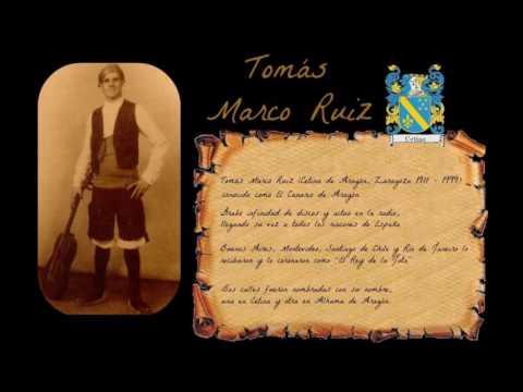 TOMAS MARCO RUIZ