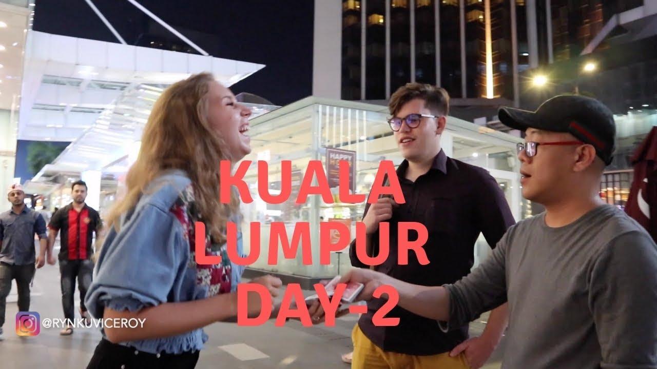 FOOD, MAGIC and TRAVEL IN KUALA LUMPUR (day 2)