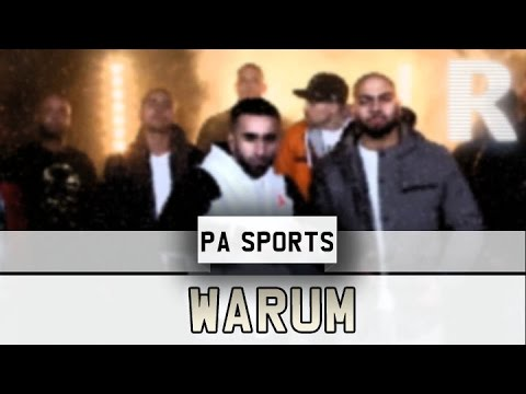 Pa Sports feat. BOZ, Liquit Walker, Cr7z,... - Warum Remix [Instrumental Remake] {HD}