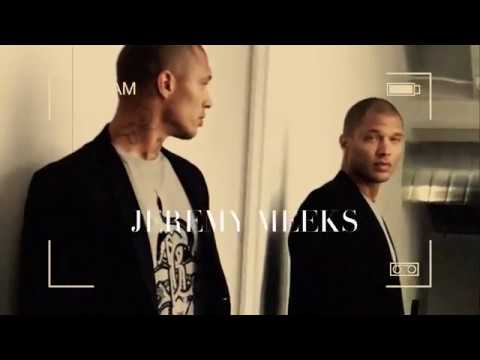26 Men's Luxury Fashion Magazine covershoot with Jeremy Meeks